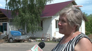 Продолжается ремонт клуба в хуторе Ендовицкий, что в Засосенском сельском поселении