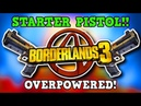 BORDERLANDS 3 IS A PERFECTLY BALANCED GAME WITH NO EXPLOITS Worst Gun Is Broken Overpowered