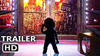 CHUCKY Trailer TEASER (2020) Jennifer Tilly, Brad Dourif, Series HD