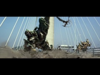 """TRANSFORMERS: AGE OF EXTINCTION - Official """"Dinobots"""" TV Spot #14 (2014) [HD]"""