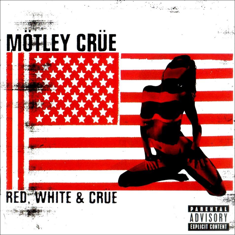 Mötley Crüe album Red White & Crue