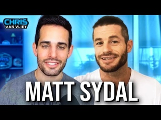 Matt Sydal apologizes for our last interview, AEW debut, slipping off the top rope, Evan Bourne