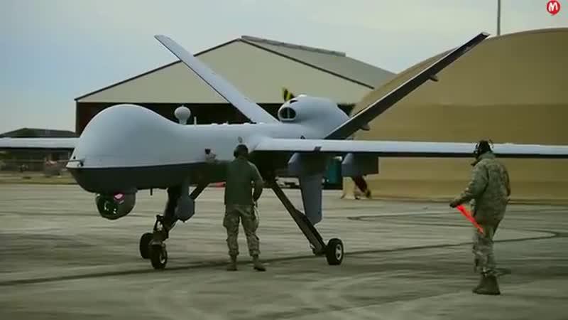 БПЛА MQ 9 Reaper в Румынии у храбрых витязей подгорело Мрачный жнец Пентагона