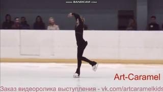 Алиса Федичкина ПП 1 этап Кубка Санкт-Петербурга 2018