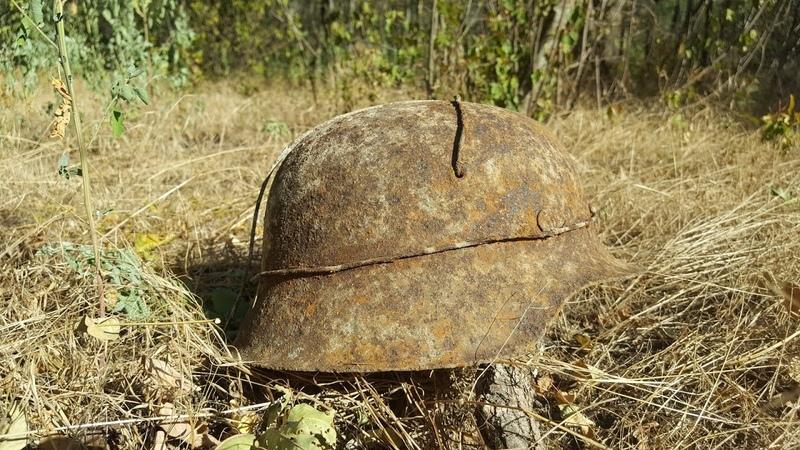 Немецкая каска с сеткой для маскировки Шлем немецкого солдата
