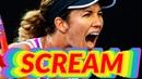 Danielle Collins SCREAM Ultimate Compilation