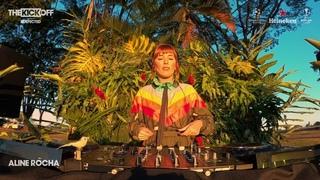 Aline Rocha - Live from Sao Paulo (Heineken powered by Defected)