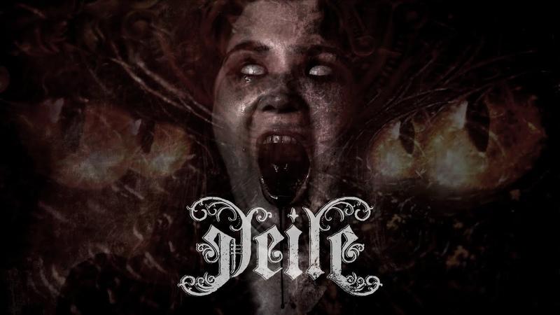 VEILE The Unwelcome LYric Video Blackened Horror Metal United Kingdom 2021
