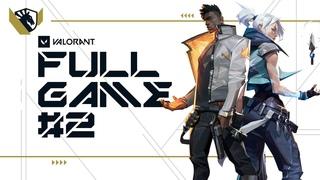 VALORANT FULL GAMEPLAY 2 | Teamplay with Team Liquid - Vivid, Poach, Mendo