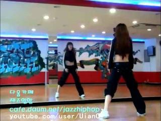 072 Dance Tutorial Lee Hyori-Chitty Chitty Bang Bang part1