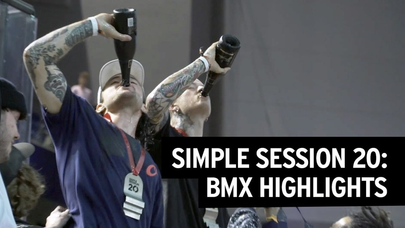 SIMPLE SESSION 2020: Best of BMX STREET, PARK SISTER SESSION insidebmx