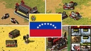 Red Alert 2 Mod REBORN Special Units and Super Weapons of Venezuela