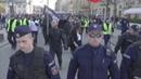 Uniwersytety wolne od marksizmu - demonstracja Towarzystwa Studentów Polskich - Warszawa, 06.04.2019