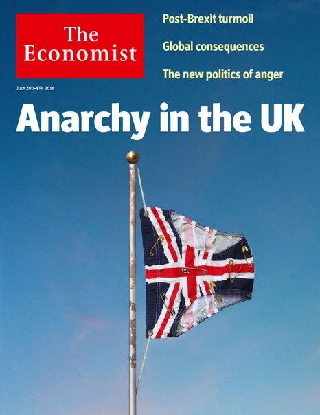 The Economist ( 2- 8 July, 2016)