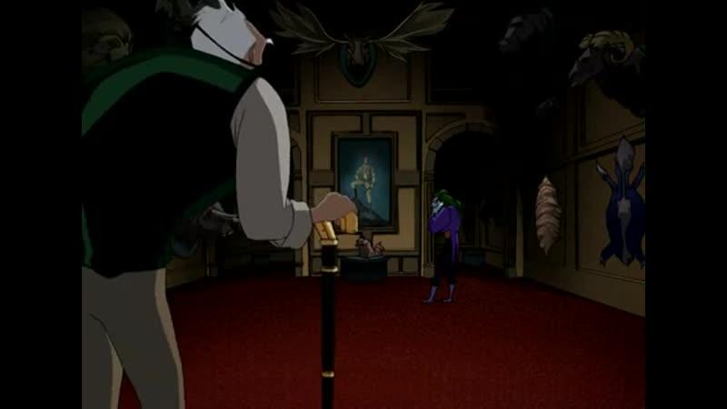 Бэтмен (2004-2008) Сезон 3 Серия 8