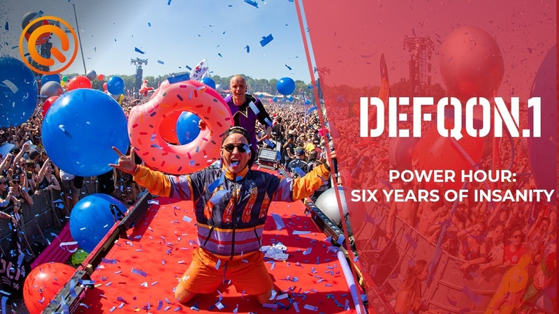 Power Hour Six Years of Insanity Defqon 1 at Home 2020