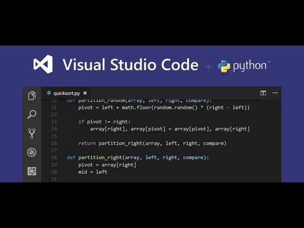 Cách thiết lập Visual Studio Code để phát triển Python
