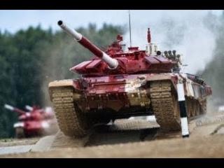 Сериал Танковый биатлон. 1 Сезон. 5 Серия.  Прикладные состязания между танковыми экипажами.