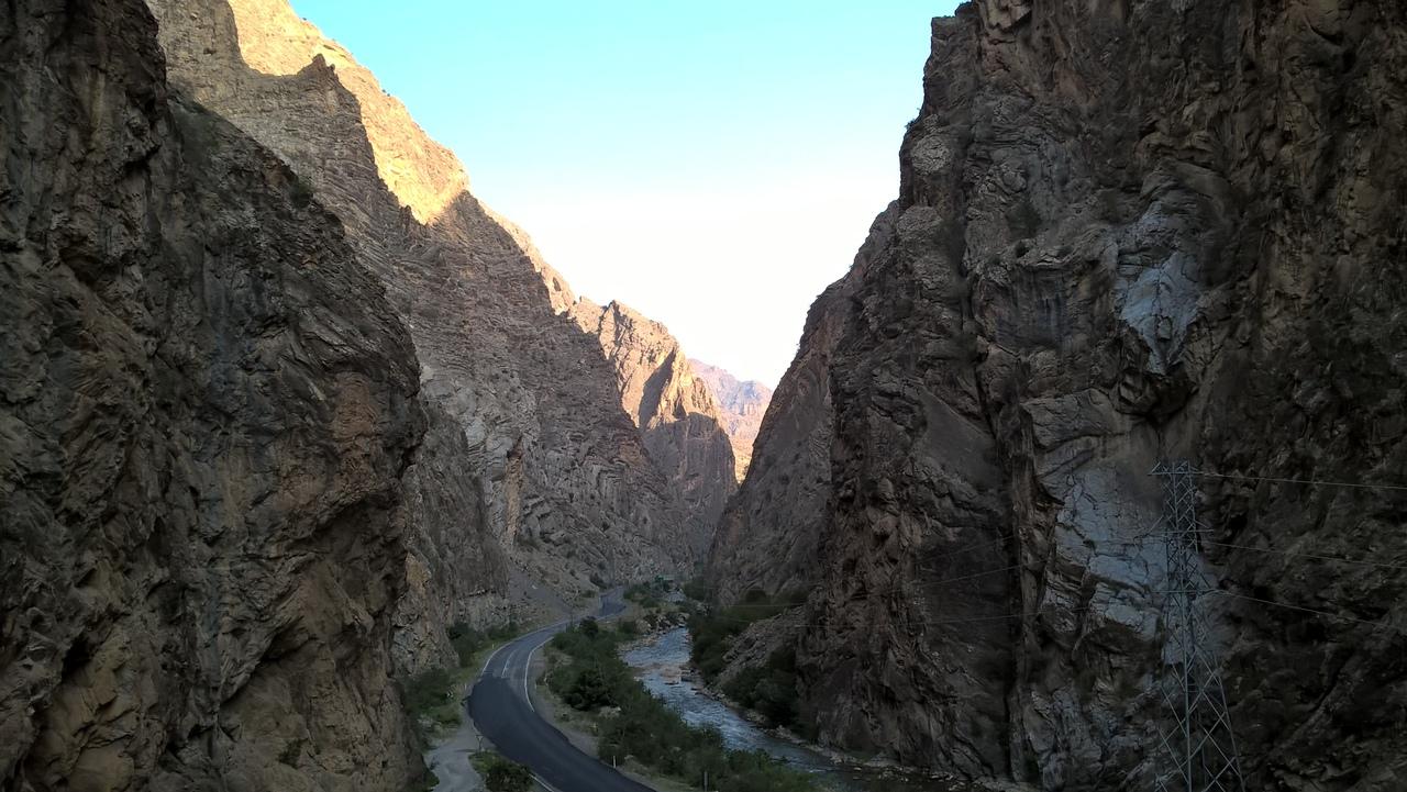 наиболее пейзажная и захватывающая дорога в Турции
