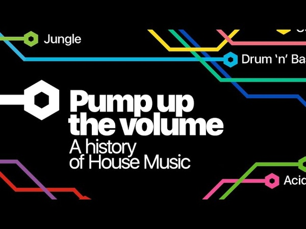 Pump up the volume A history of House music Documentary 2001 Channel 4
