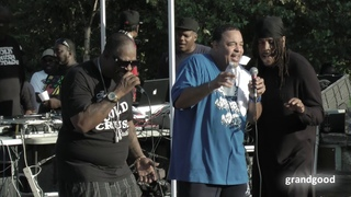 Cold Crush Brothers, L Brothers + Friends (Live  Crotona Park )
