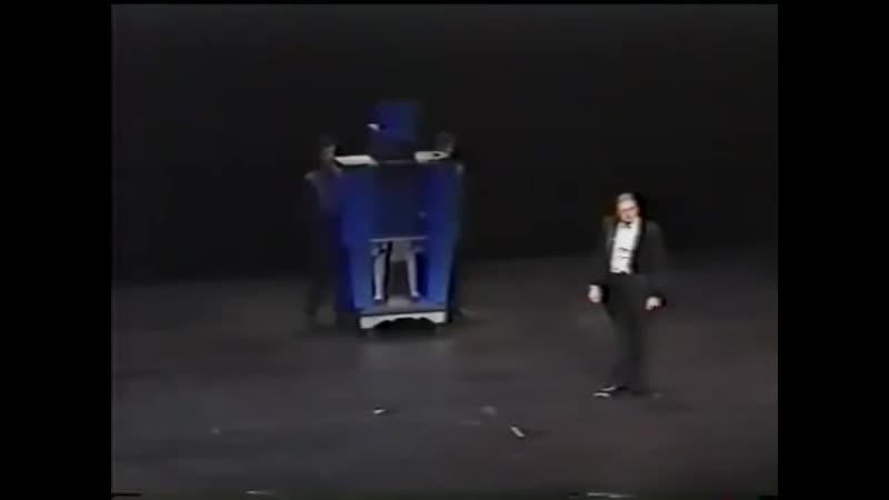 IBM convention HOWARD THURSTON Disembodied princess illusion GREAT DANTE Sawing lady half illusion