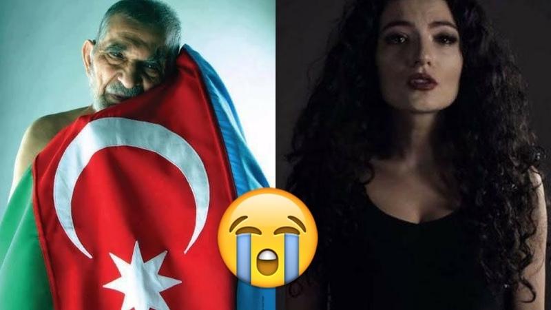 Mugenni Dilara Kazimova Xocali Faciesi Soyqirim ile baglı klip video
