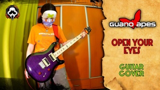 Guano Apes - Open Your Eyes | guitar cover by mike_KidLazy + tab