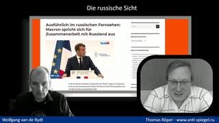 Die russische Sicht #23: Unregelmäßigkeiten bei der Sachsenwahl?