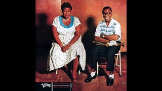 Ella Fitzgerald and Louis Armstrong - Ella and Louis (1956) Jazz About Love♥️