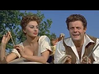 Sophia Loren in La Bella Mugnaia - Italian with English subtitles