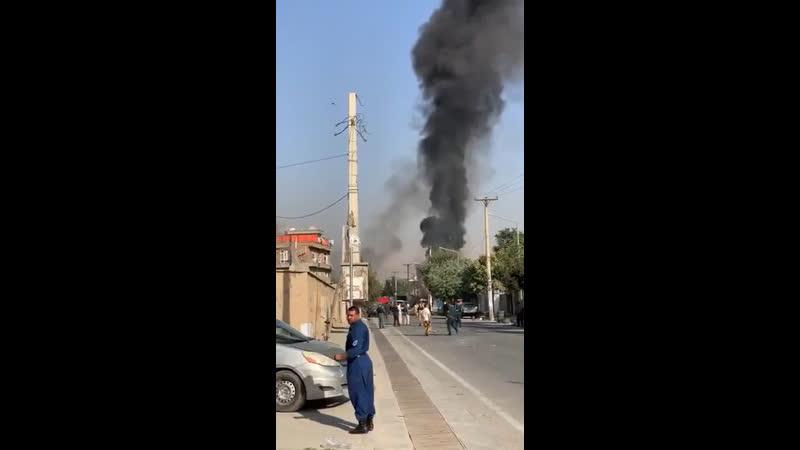 В Кабуле совершено покушение на вице президента Афганистана Амруллу Салеха