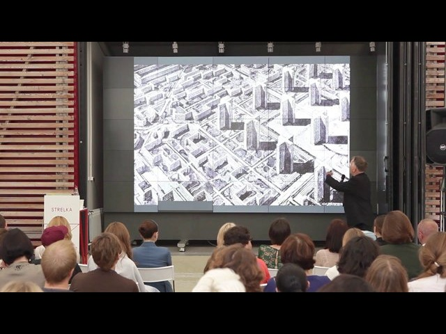 15 07 2013 Jan Gehl Moscow Towards a great city for people