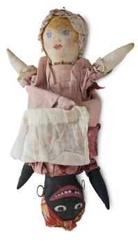 Куклы перевертыши