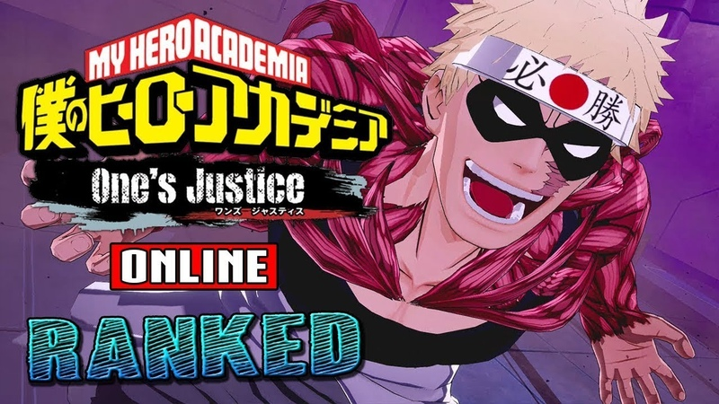 My Hero Academia One's Justice Muscular Removal Guide Bulked Online Ranked 10