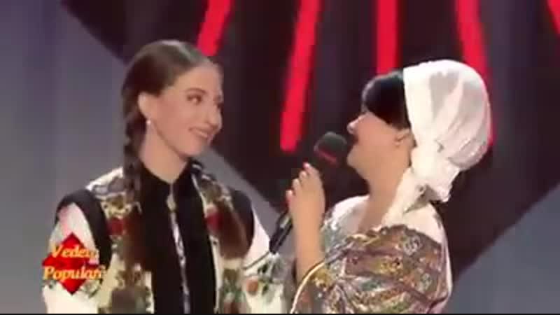 Simona Mazăre - Hai la Botoșani!_ în duet cu doamna Niculina Stoican!