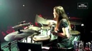 Anika Nilles - Chary Life @ Meinl Drum Festival 2015
