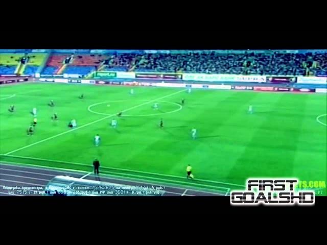 Рубин - Рандерс 2-0 Все голы 8.08.2013