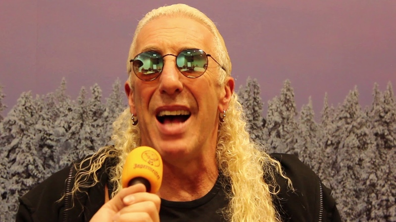 Dee Snider Interview @ Tampere Finland 5 12 2018