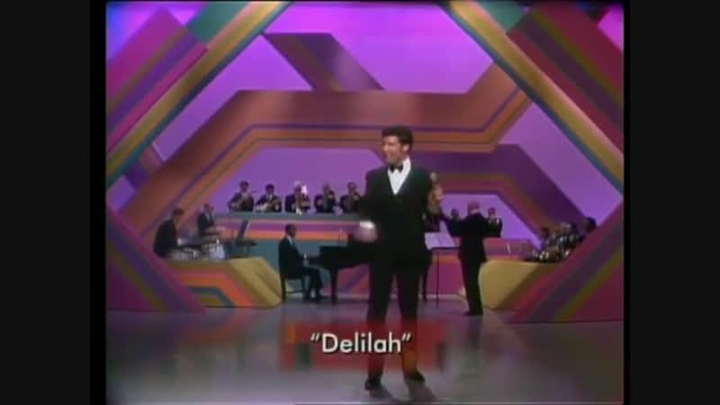 Tom Jones - Delilah 1967 (1973) (HQ Audio)
