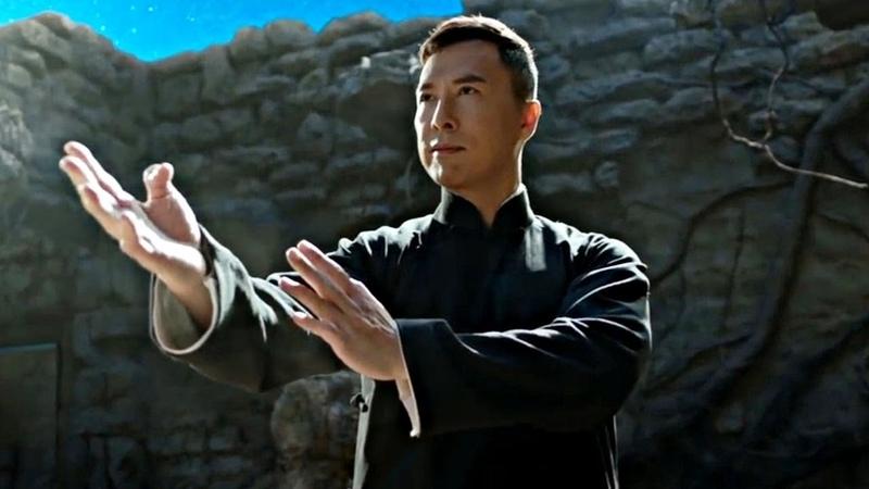 Хранители боевых искусств 2017 RUS Донни Йен Джет Ли Тони Джаа Gong shou dao