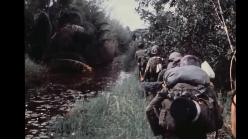 Патруль 44 й Батальон рейнджеров ARVN Декабрь 70 го года
