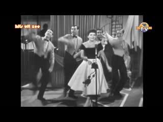 Connie Francis Stupid cupid TV studio 1958