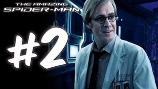 The Amazing Spider-Man ► Коннорс и S-01 ► #2   Прохождение