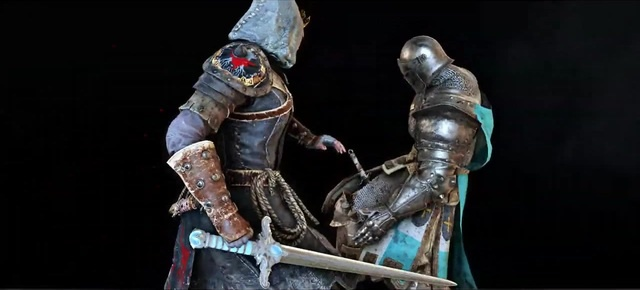 Peacekeeper All Executions For Honor Season 12 · coub коуб