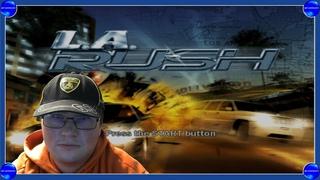 L.A. Rush PS2 Demo (PCSX2) Подобие Midnight Club