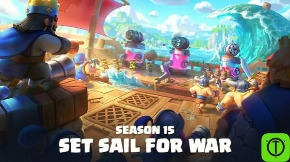 #CR@supercell_studio Отплывайте на войну в 15-м сезоне уже