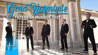 🎶 Gend'Harmonie, concert de la Gendarmerie nationale 2021 ✨