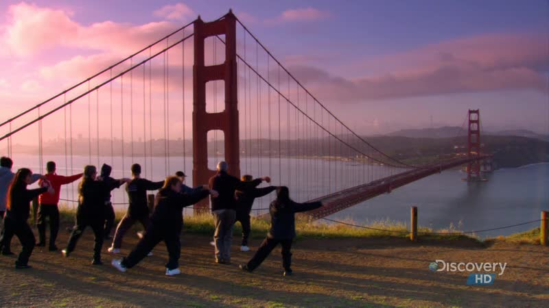 Восходы Сан Франциско Тай чи