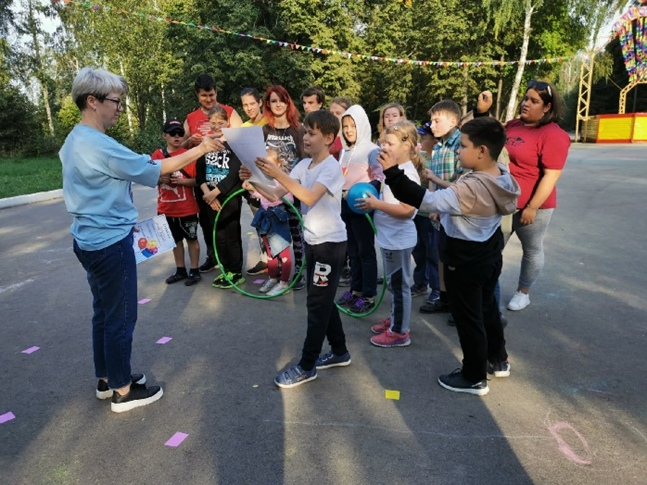 4 сентября - Спортивная эстафета для воспитанников Реабилитационного Центра Альбатрос., изображение №10